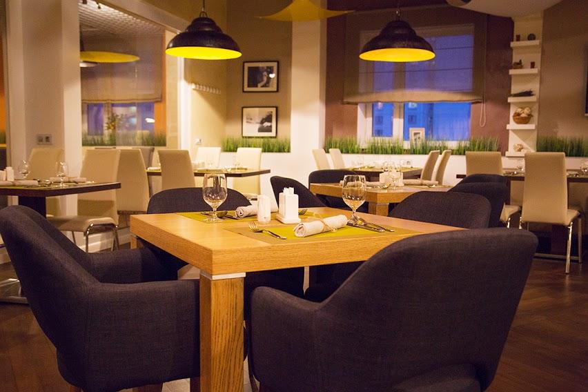 Отель Митино. Рестораны